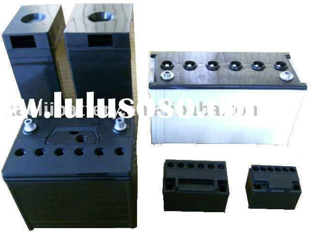 Deign Plastic Lead Acid Injection Battery Mold & Plastic Battery Products Injection .