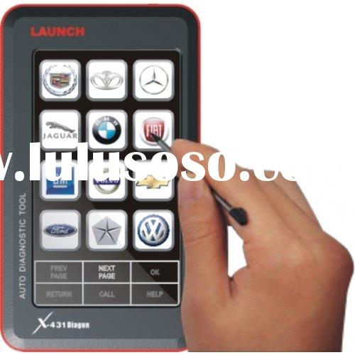 Diagnostic scanner launch x431 diagun manual