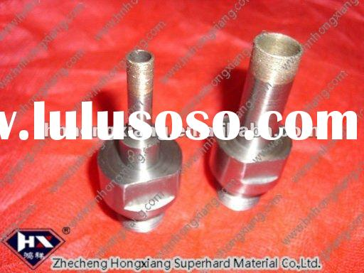Diamond glass drill bit,used for glass,stone,granite, marble,ect