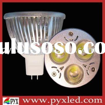 Dimmable led MR16 spot lamp UL listed