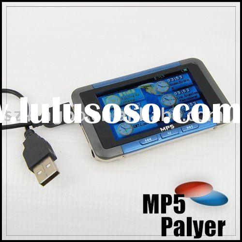 Downloadable games for mp5 player