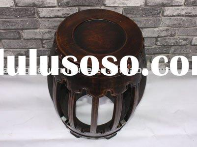Drum Stool,Wooden stool,Wood furniture