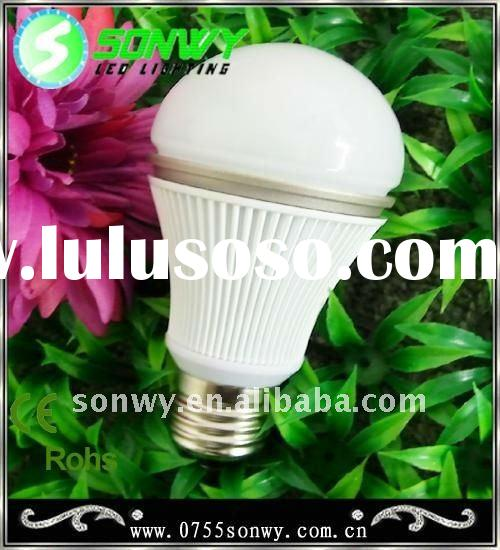 E27 12v 5W led light is high quality high brightness 5W led bulbs 12v 450LM