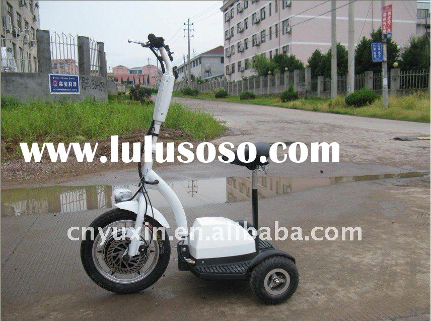 EVO,New Suspension Electric scooter,3 wheel mobility scooter,electric tricycle, Surfboard bike YXEB-