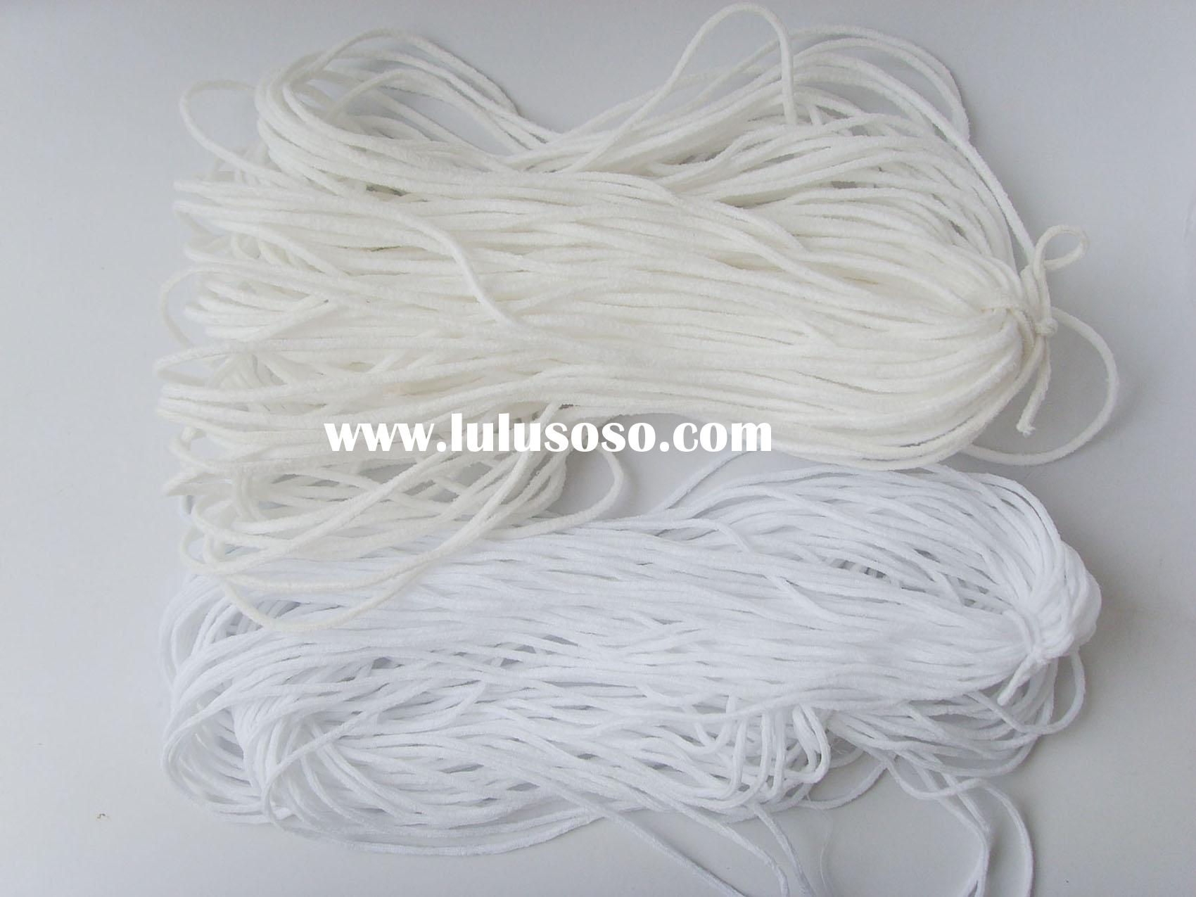 Elastic Rope/Webbing Ear Loop