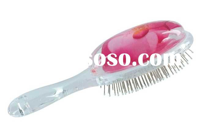 Natural Hair Flux Brush Made Of