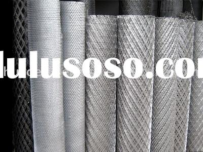 Flattened expanded metal,Expanded Metal roll, expanded wire mesh