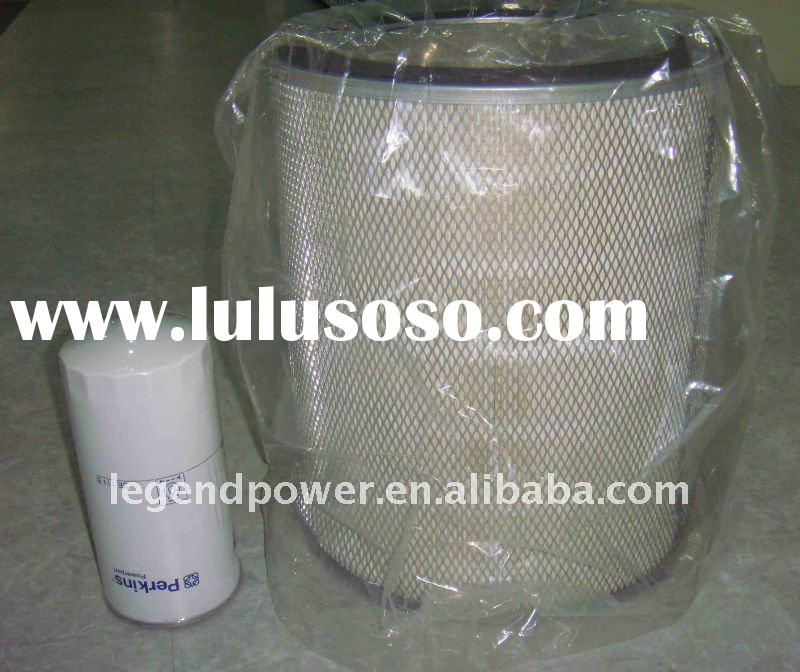 Fuel, Oil, Air filters for generator sets