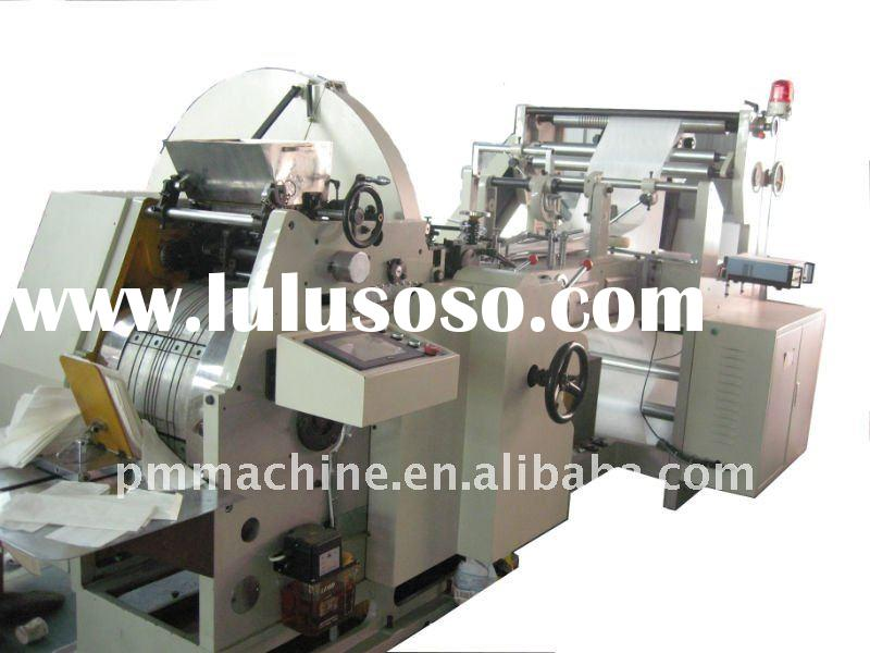 Full Automatic KFC Bag Making Machine
