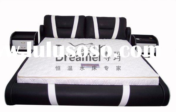 Full zipper mattress cover for water bed