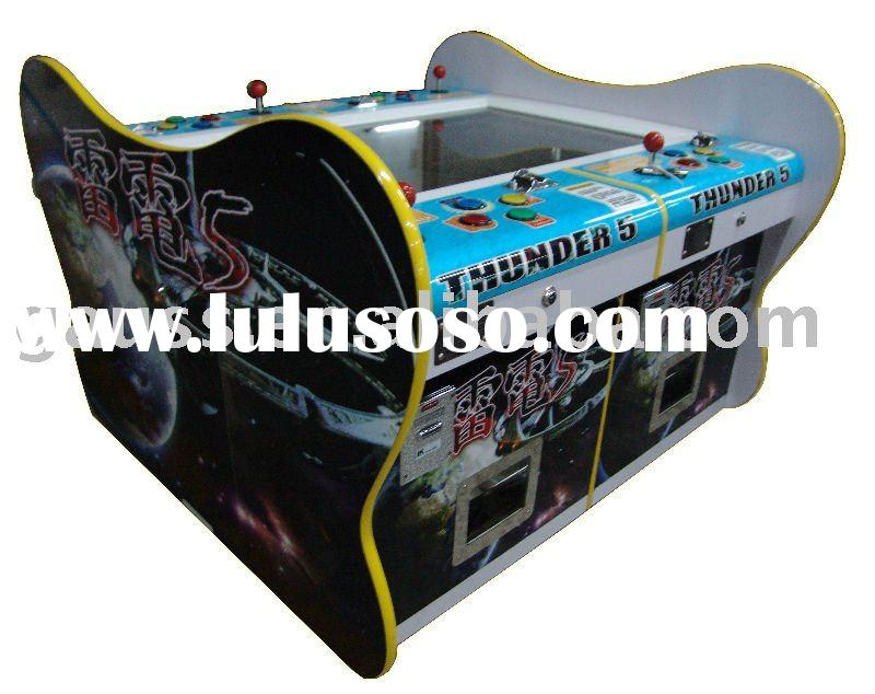 GSE-632 Coin Operated Video Arcade Game Machine_Thunder 5