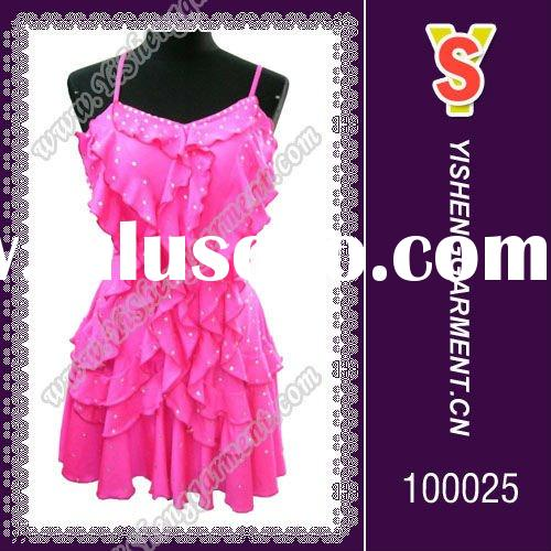 Good latin dress, dance dress with competitive price available