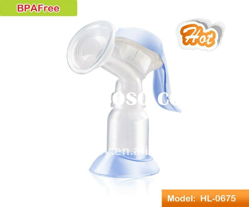 HL-0675 mom breast massage new manual breast pump