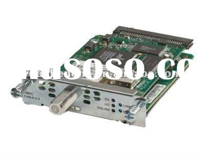 HWIC-CABLE-D-2 Cisco Cable High-Speed WAN Interface Card cable modem