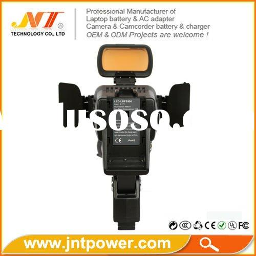 High-end LED video Lamp Light for Camcorder Camera