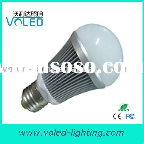 High lumen LED bulb 3w 5w 7w led lamp E27 E26 CE ROHS