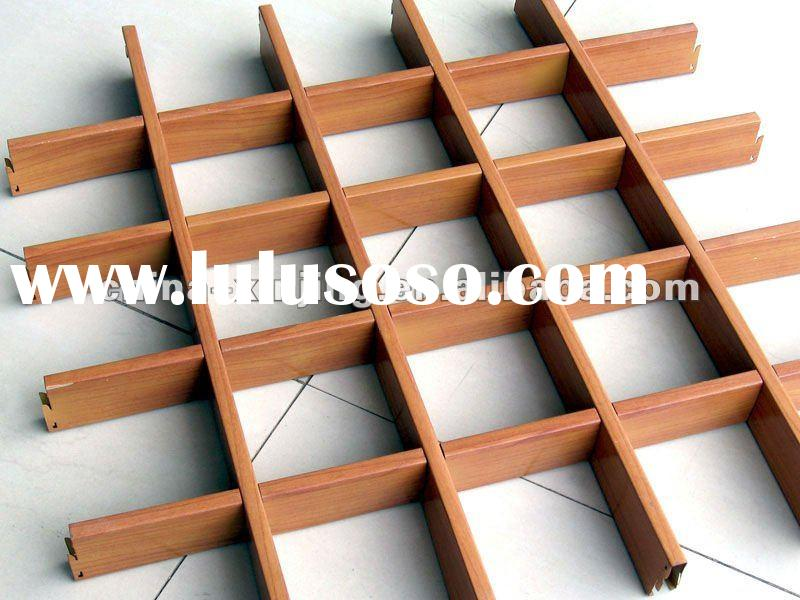 High quality aluminum open cell ceiling/open ceiling/grid ceiling(ISO9001,CE)