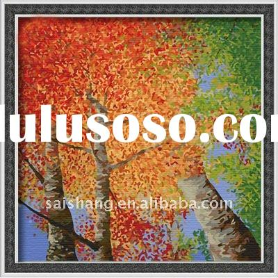 High quality hot Selling digital Oil Painting by numbers