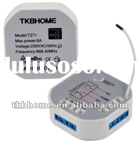 Home Automation System Z-Wave Embedded Control Switch Module TZ71