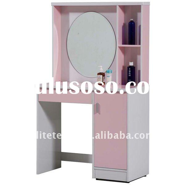 Home Furniture Bedroom Glass dressers