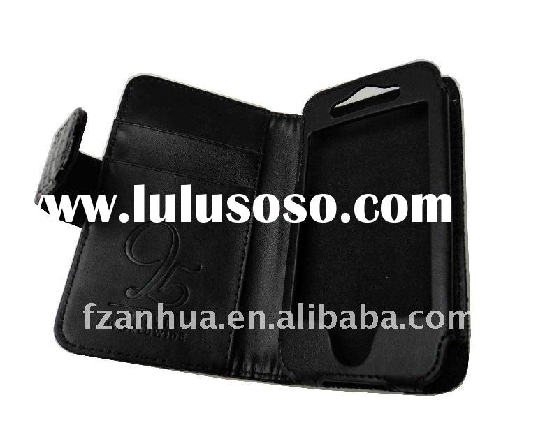 Hot Sell Mobile Phone Leather Case and Wallet