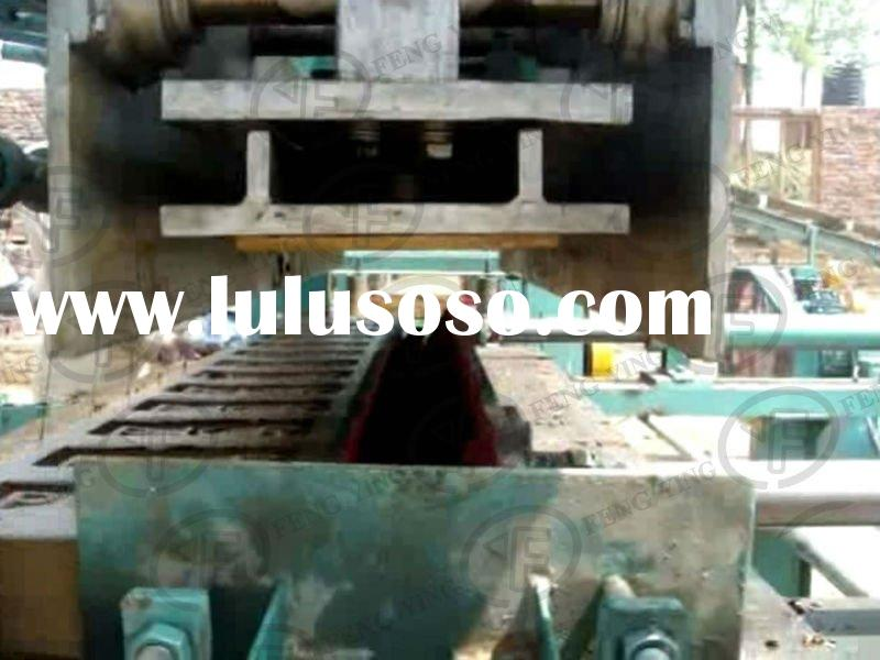 Hot sale in India! Auto Clay brick logo press machine, Brick making machine