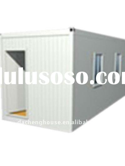 ISO9001:2008 20'and 40' Shipping Container Homes