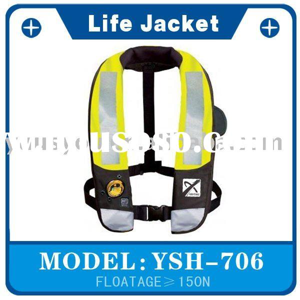 Inflatable Life Vest for Kids and Adult