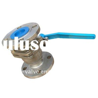 JIS ball valve weight