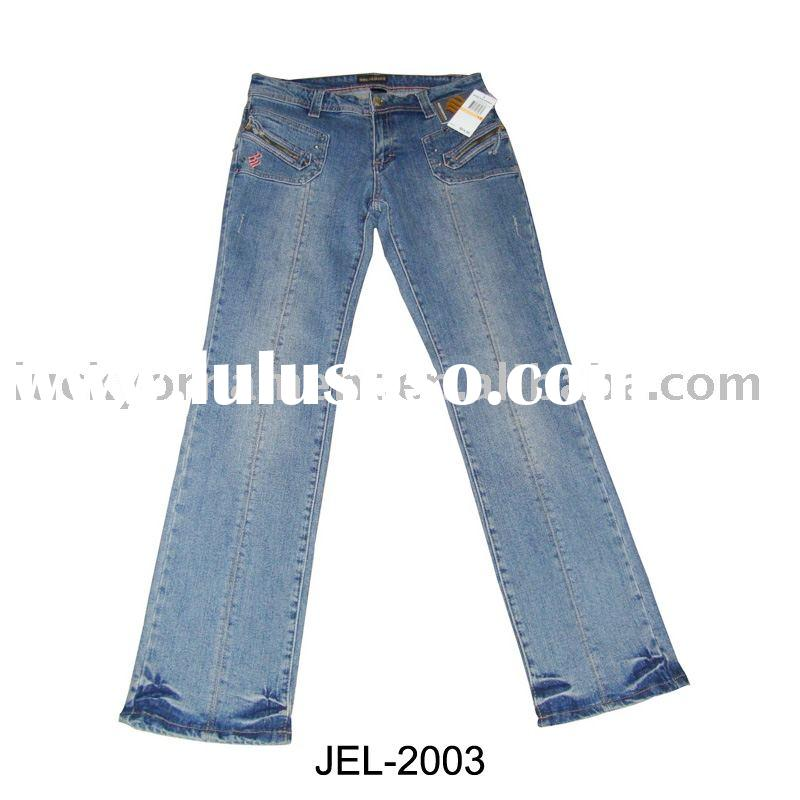 Jeans stock/lady's jeans stocklots/excess inventory jeans/overstock jeans/denim jeans stockl