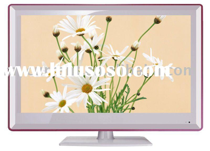 LCD TV with DVD/SD/USB