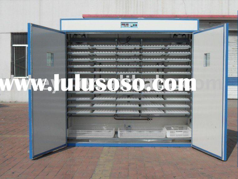 Mid-size chicken eggs incubator for 4000-6000 eggs