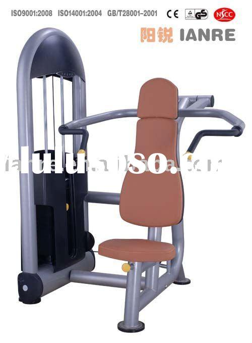 Military Press Gym machine fitness equipment commercial