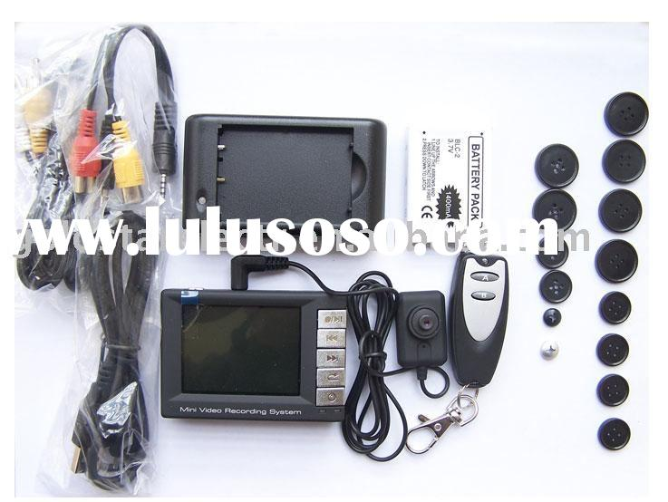 Mini DVR, Watch DVR, CCTV DVR Mini Camera