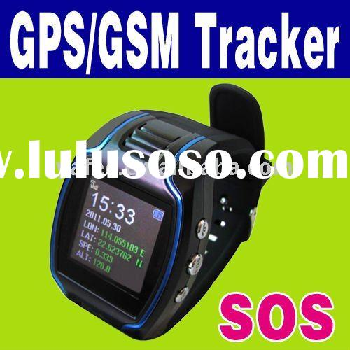 Mini Watch Sp Vehicle Real-time Tracker GSM GPRS GPS