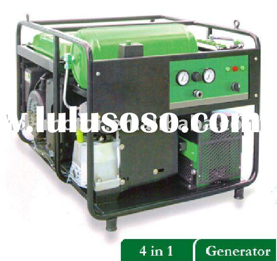 Multi-Fuction Gasoline Generator Welder Air Compressor Battery Charger