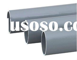 NBR5648/DIN Black PVC Pipe/ Black PVC Pipe for Water Drainage