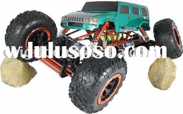 NEW 1/8 SCALE RTR 4X4 RC ROCK CRAWLER 4WD MONSTER TRUCK