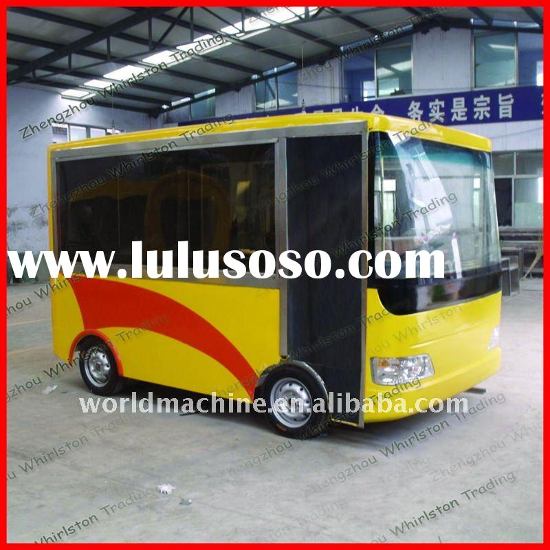 New Arrival Mobile Food Vending Carts