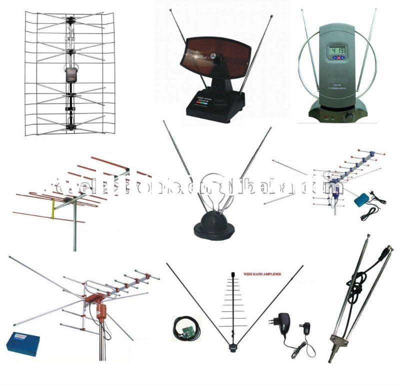 Outdoor antenna;Indoor antenna, TV antenna, YAGI Antenna