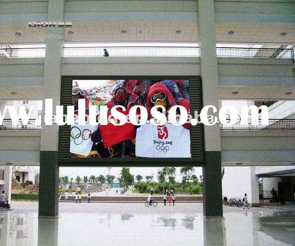 P20 Full Color Outdoor LED Display Screen