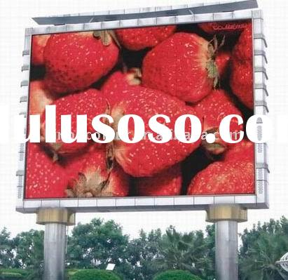 PH7.62 Full-Colour China indoor LED display screen