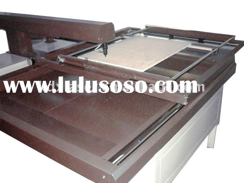 Packing Carton Die Board Laser Cutting Machine