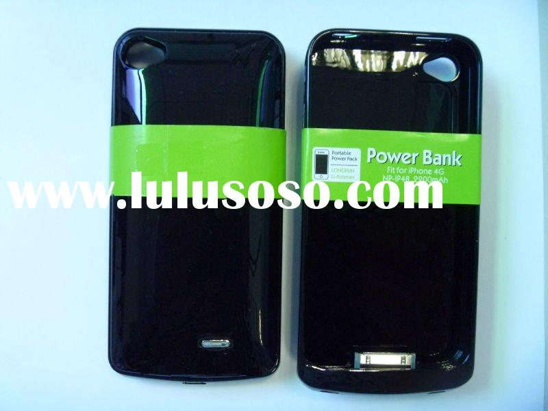 Portable mobile phone Power Bank for iphone 4G