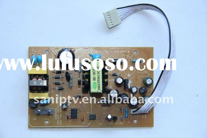 Power supply Power Plate Short circuit, overload, overvoltage protection.