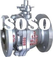 Q41F/H API JIS floating ball valve