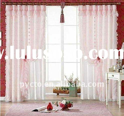 Yellow And Red Kitchen Curtains Remote Control Traverse Rods