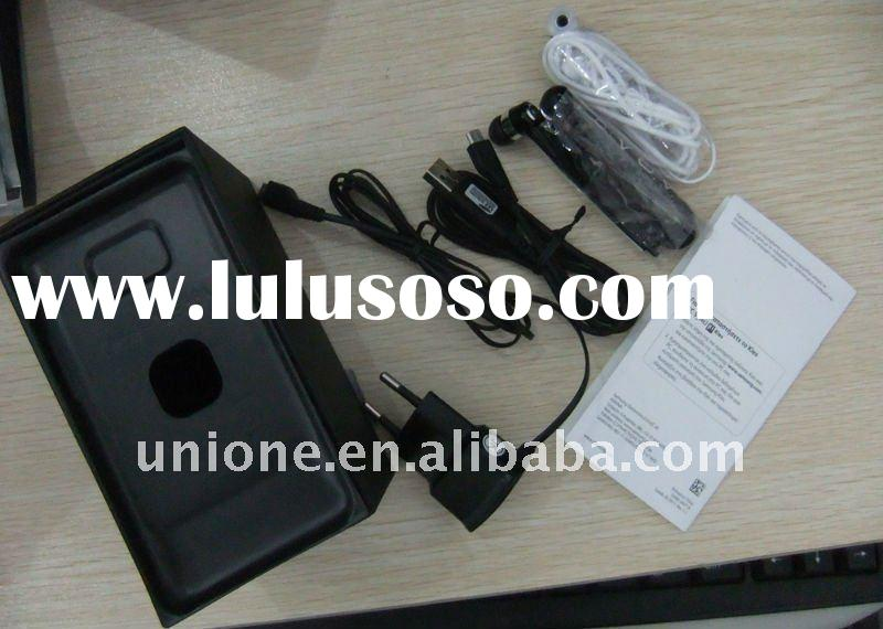 Retail&wholesale Mobile phone Packing box with wholeset accessories for samsung galaxy S2 i9100