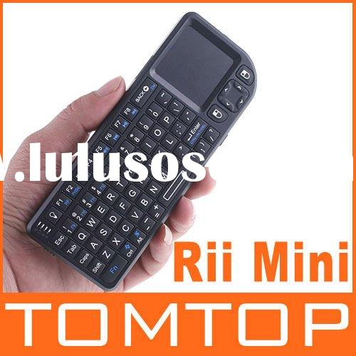 Rii PC 2.4G Mini Wireless Keyboard with Touchpad