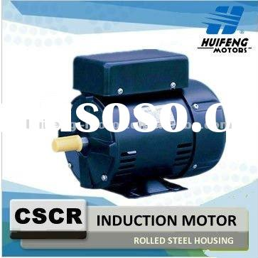 SINGLE PHASE INDUCTION AIR COMPRESSOR FAN MOTORS